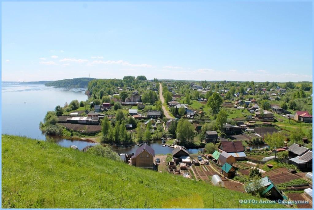 Село Пыскор - историческое место Пермского края